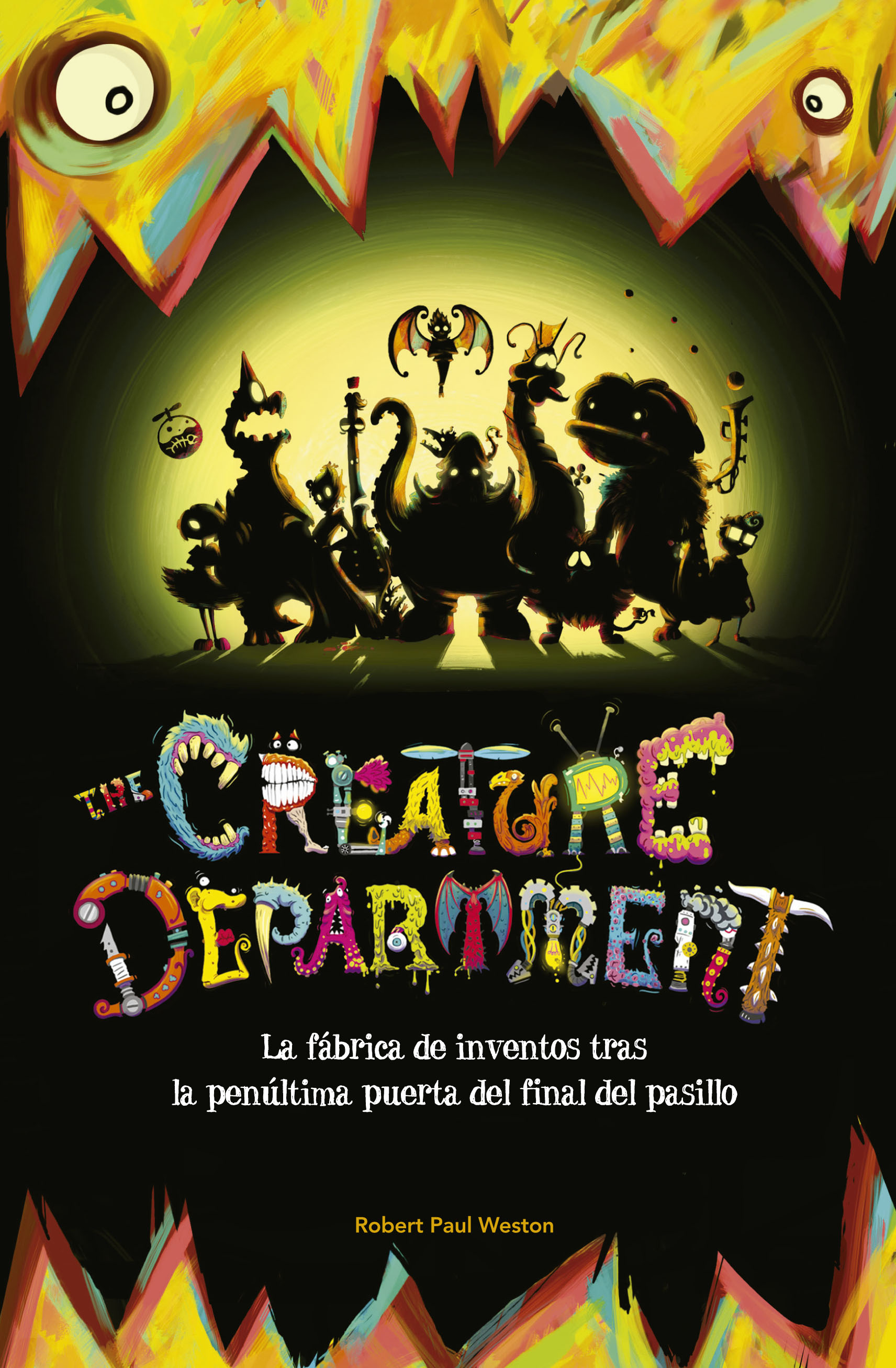 portada-the-creature-department-fabrica-inventos-tras-penultima-puerta-final-pasillo
